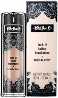 Kat Von D Tattoo Foundation(Medium 54 yellow beige, 30 ml)