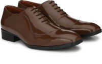 Andrew Scott Men Brown Formal Shoes
