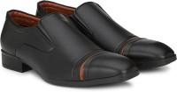 Andrew Scott Men Black Formal Shoes
