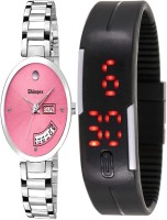 shimpex R599707 Day And Date Function Watch (1 year warranty) Analog Watch  - For Girls