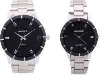 Amaze AM03G Couple Analog Watch For Couple
