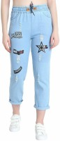 AE Fashion Jogger Fit Women Light Blue Jeans