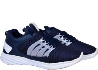 Rajking the new running shoes shoe for all Running Shoes For Men(Blue)