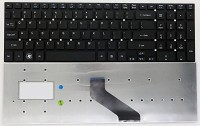 SellZone Keyboard Replacement for ACER Aspire E1 510 4413 Laptop Internal Laptop Keyboard(Black)