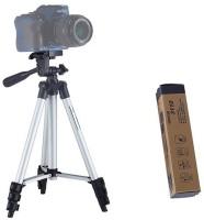 Kannu bros Lightweight Camera Stand Tripod-3110 Tripod(Black, Supports Up to 1500 g)