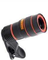 navjot enterprise 8x long focus Camera lens ( Black )  Lens for(Black, 110)