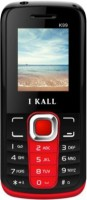 I Kall K-99 Dual SIM Multimedia Mobile(Black & Red)