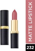 L'OREAL PARIS Color Riche Moist Matte Lipstick 232 Beige Couture| 3.7 g