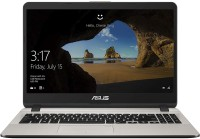 Asus Core i3 7th Gen - (8 GB/1 TB HDD/Windows 10 Home) X507UA-EJ856T Laptop(15.6 inch, Gold, 1.68 kg)