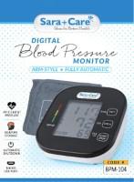 Sara + Care BPM-104 Bp Monitor(Black)