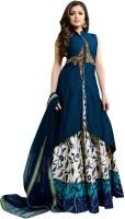 RANGRASIYA CORPORATION Net Embroidered Salwar Suit Material(Unstitched)