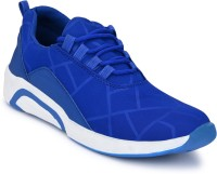 Fashion World Sneakers For Men(Blue)
