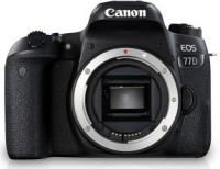 Canon EOS 77D DSLR Camera (Body Only) (16 GB SD Card + Camera Bag)(Black)