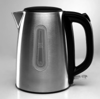 Croma CRAK3052 Electric Kettle(1 L, Silver)