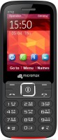 Micromax X742(Black&Red)