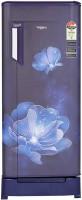 View Whirlpool 215 L Direct Cool Single Door 4 Star Refrigerator(Sapphire Radiance, 230 IMFRESH ROY 4S INV) Price Online(Whirlpool)