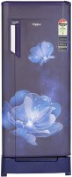 Whirlpool 200 L Direct Cool Single Door 4 Star Refrigerator(Sapphire Radiance, 215 IMPWCOOL ROY 4S INV)