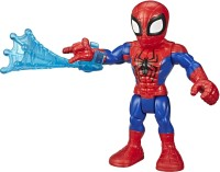 SUPER HERO ADVENTURES Playskool Heroes Marvel SpiderMan, Collectible Toys for Kids Ages 3 and Up(Multicolor)