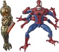Marvel Spider-Man Legends Series 6-Inch Demogoblin Spider-Man Collectible Figure(Multicolor)