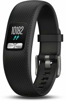 GARMIN 4 Fitness watch(Black Strap, Size : Free Size)