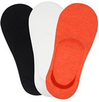 BALENZIA Women Solid Peds/Footie/No-Show Socks(Pack of 3)