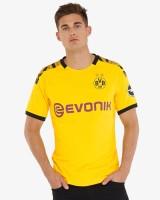 yellowvibes Printed Men Round Neck Denim Yellow T-Shirt