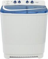 Sansui 7.5 kg Pro Clean Semi Automatic Top Load White, Blue(SISA75GBLW)