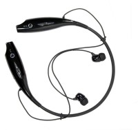 BUY SURETY Wireless Waterproof Earphones Headset Compatible for mobiles Bluetooth Headset with Mic(Multicolor, In the Ear)