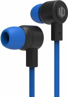 Nu Republic Jaxx L Blue Wired Headset with Mic(Blue, In the Ear)