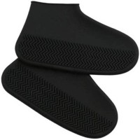 Jiyan Enterprise JN7069 Silicone MULTI COLOR Boots Shoe Cover(FREE Pack of 1)