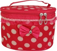 TIED RIBBONS Women's Makeup Organizer Cum Toiletry Cosmetic Bag Travel Toiletry Kit(Multicolor)