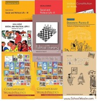 NCERT Political Science Books Set Class 6 To 12 (English Medium - Binded Books)(Hardcover, NCERT)