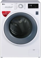 LG 6.5 kg Fully Automatic Front Load White(FHT 1065 SNW ABWPEIL)