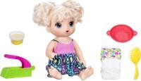 Baby Alive Super Snacks Snackin Noodles Baby (Blonde)(Multicolor)