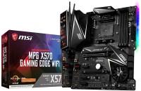 MSI MPG X570 Gaming Edge WiFi Motherboard Motherboard(Black)