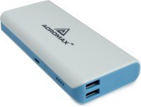 Acromax 13000 mAh Power Bank (Ac-130, super fast charger)(Blue, Lithium-ion)