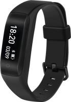 Lenovo HW01 Heart Rate Monitor Smart Band(Black Strap, Size : Regular)