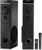 Philips SPA9080B/94 80 W Bluetooth Tower Speaker(Black, 2.0 Channel)