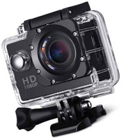 Odile 1080P Action Camera Sports And Full HD 1080P LCD Camcorder Sports and Action Camera(Black, 16 MP)