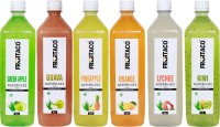 fruitaco Aloevera Juice(6 x 1 L)