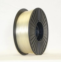3IdeaTechnology PLA Natural Printer Filament(Clear)