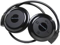 ALONZO Mini 503 Sport Wireless Bluetooth 4.0 Headset Headphone Earphone Stereo Earpiece for iphone Andriod Smartphone Bluetooth Headset with Mic(Black, On the Ear)