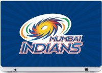 Rawpockets Mumbai Indians PVC Vinyl Laptop Decal 26
