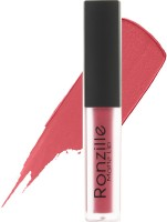 Ronzille Matte Liquid Lipstick(Forever Fuchsia, 6 ml)