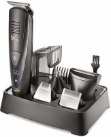 Syska HT4000k  Runtime: 60 min Grooming Kit for Men(Black)