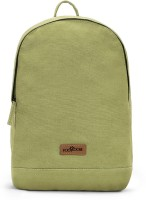 FOOTLOOSE by Skybags WALTER CANVAS BACKPACK (E) OLIVE 20 L Backpack(Green)