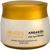 JOVEES Argan oil Hair SPA masque hair Repairing Hair Mask(200 g)