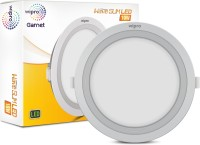 Wipro 10W (Cool White, Round) Recessed Ceiling Lamp