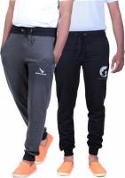 GYRFALCON Self Design Men Multicolor Track Pants