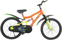 Atlas Trooper DS Bike For Kids Of Age 5-8 Yrs Flora Red 20 T Recreation Cycle(Single Speed, Multicolor)